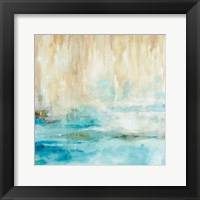 Through the Mist II Framed Print