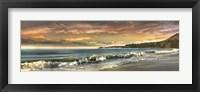 Framed Warm Sunset