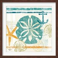 Framed Nautical Brights II