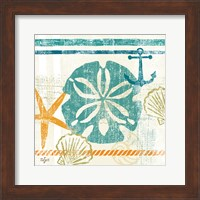 Framed Nautical Brights II