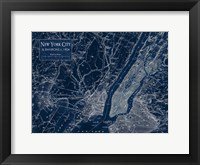 Framed Environs NYC