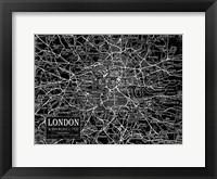 Framed Environs London Black