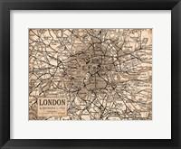 Framed Environs London Beige