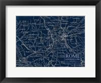 Framed Environs Rome