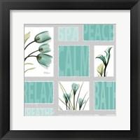 Framed Mondrian Spa