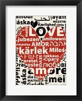 Framed Love Lanquages 1
