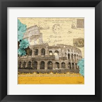 Framed Coliseum