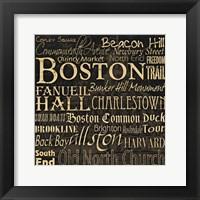 Framed Boston 2
