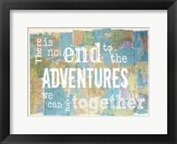 Framed Adventures