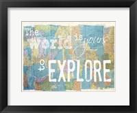 Framed Explore