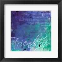 Framed Friendship