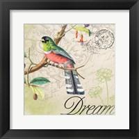 Bird 1 Framed Print