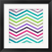 Framed Glow ZigZag Mate