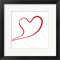 Framed Heart 2