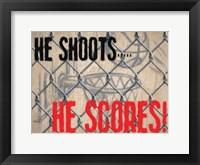 Framed He Shoots