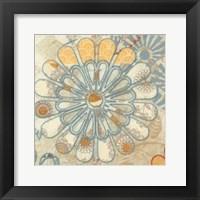 Flora Trance II Framed Print