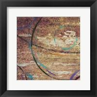 Circle Around I Framed Print
