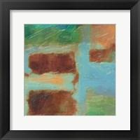 Spectrum SQ I Framed Print