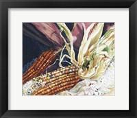 Framed Indian Corn