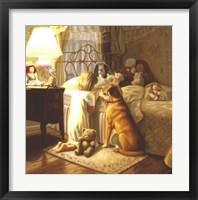 Framed Bedtime Prayer