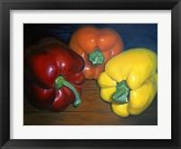 Framed Peppers