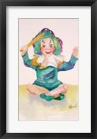 Framed Leprechaun