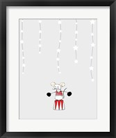 Framed Circus Mouse II
