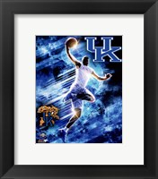 Framed University of Kentucky Wildcats Player Composite