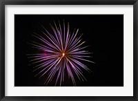 Framed Fireworks