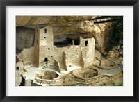 Framed Mesa Verde