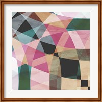 Framed Geometric Design 1