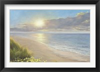 Framed Beach Serenity