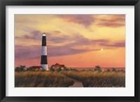 Framed Fire Island Lighthouse