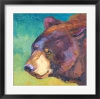 Framed Charlie Bear