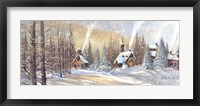 Framed Winter Day