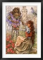 Framed Beauty & the Beast 1
