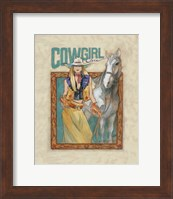 Framed Cowgirl Chic