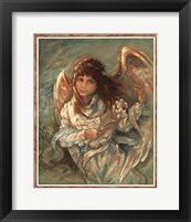 Framed Dream Angel