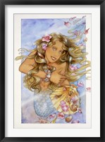 Mermaid 3 Framed Print