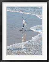 Framed I Am King of the Beach