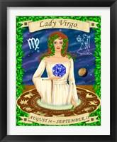 Framed Virgo