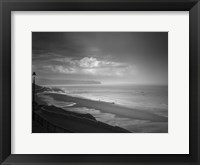 Sea Storm I Framed Print