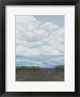 Billow I Framed Print