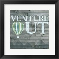 Inspired Youth IV Framed Print
