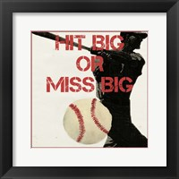 Sports Epigram IV Framed Print
