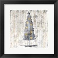 Framed Sophisticated Christmas II