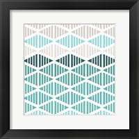 Framed Tribal Arrows I