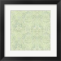 Framed Downton Damask II