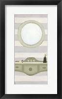 Framed Riviera Bath IV