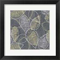 Framed Winter's Grey I